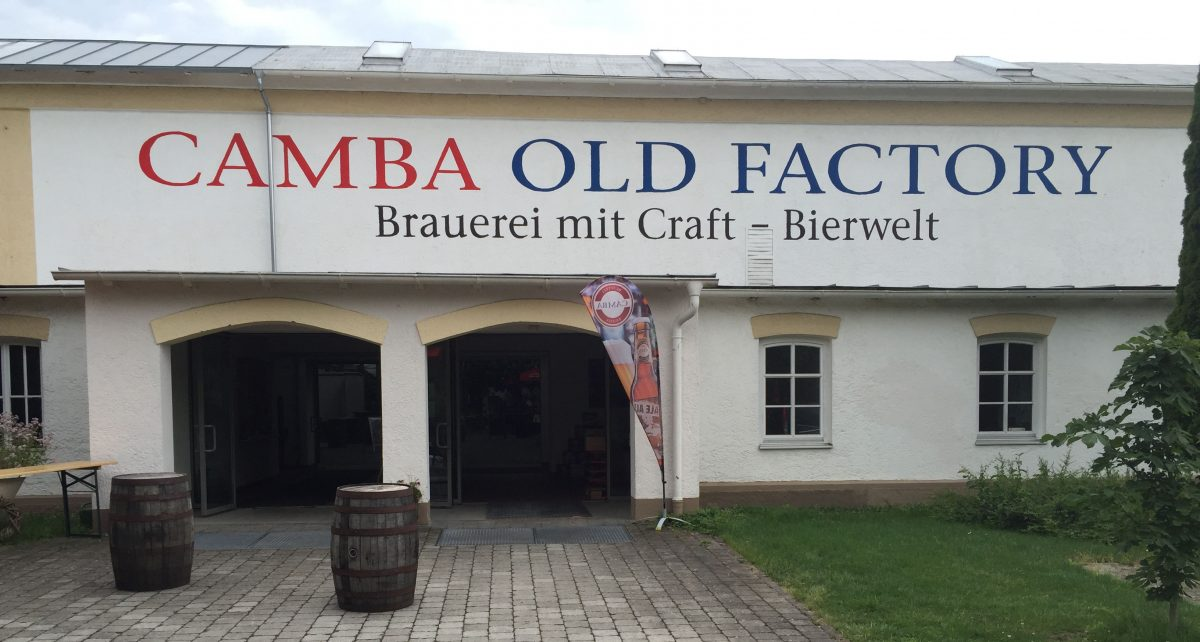 Camba Old Factory
